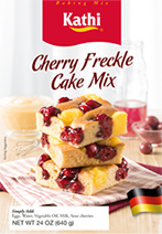 Cherry Freckle Cake Mix