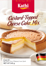Custard-Topped Cheese Cake Mix